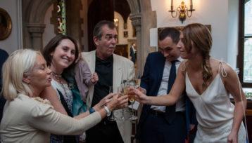Wedding of Bénédicte and Jonathan