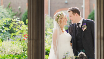 Wedding of Emma and Pete