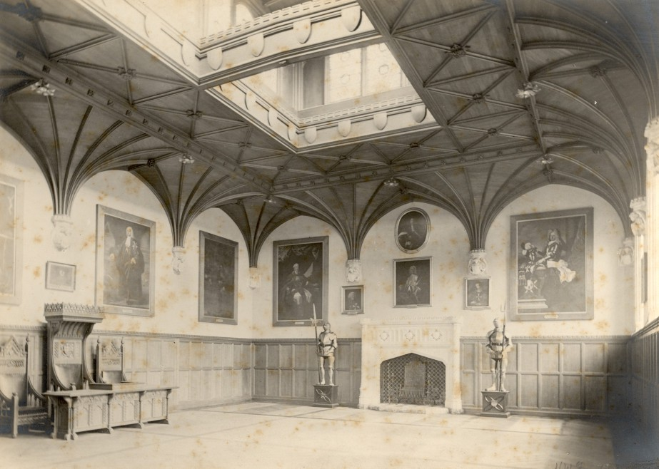 The Chapter Hall, 1903