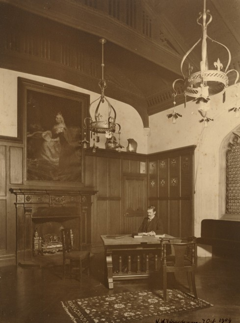The Council Chamber, 1909