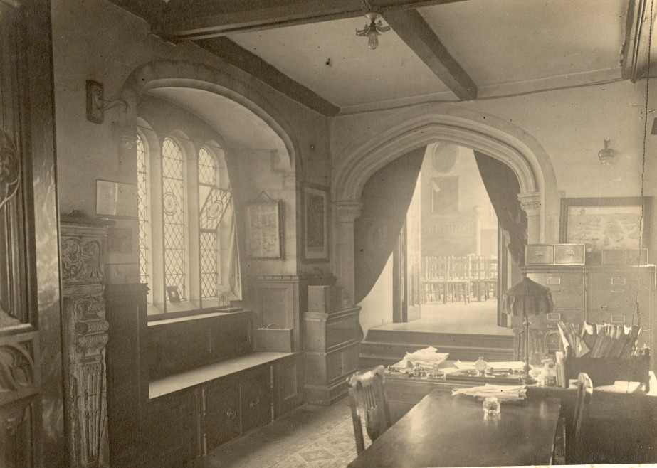 The Old Chancery c.1918