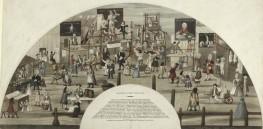 Bartholomew Fair, 1721