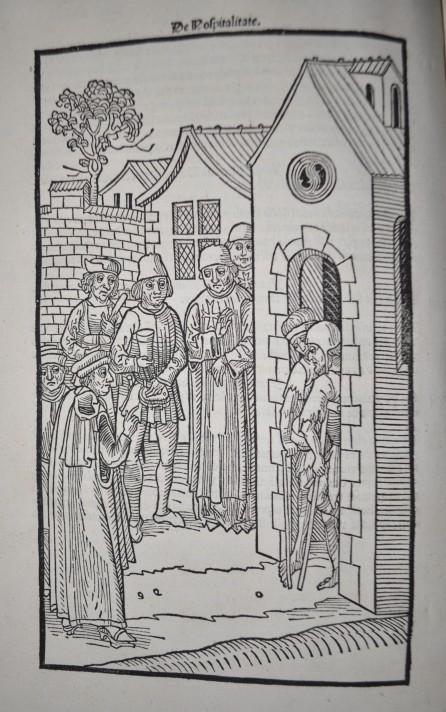 Guillaume Caoursin's Stabilimenta Rhodiorum militum printed in Ulm in 1480