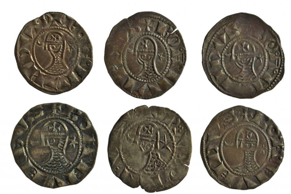 Coins From Antioch.  Museum of the Order of St John and the University of Birmingham 2016
