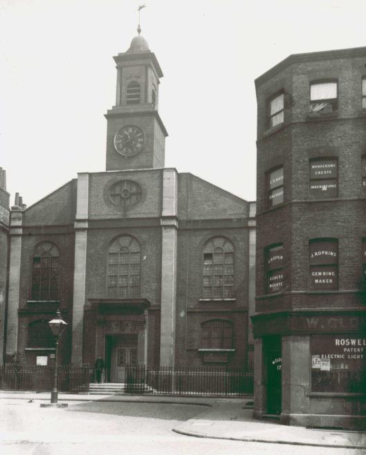 Priory Church of St John c.1900