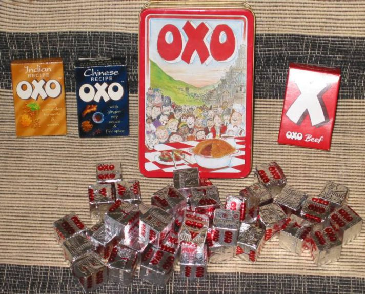 "ALT=""display of OXO cubes, boxes and tins"""
