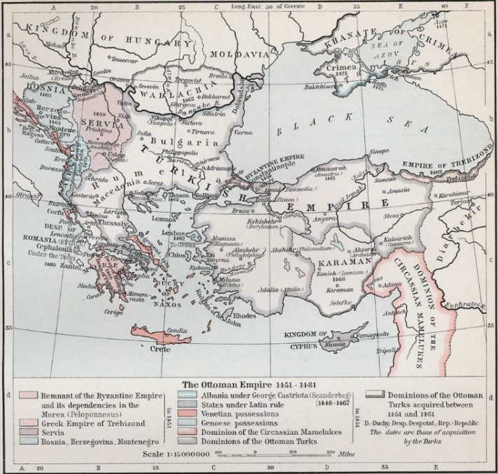 "ALT=""map of 15th century Ottoman Empire"""