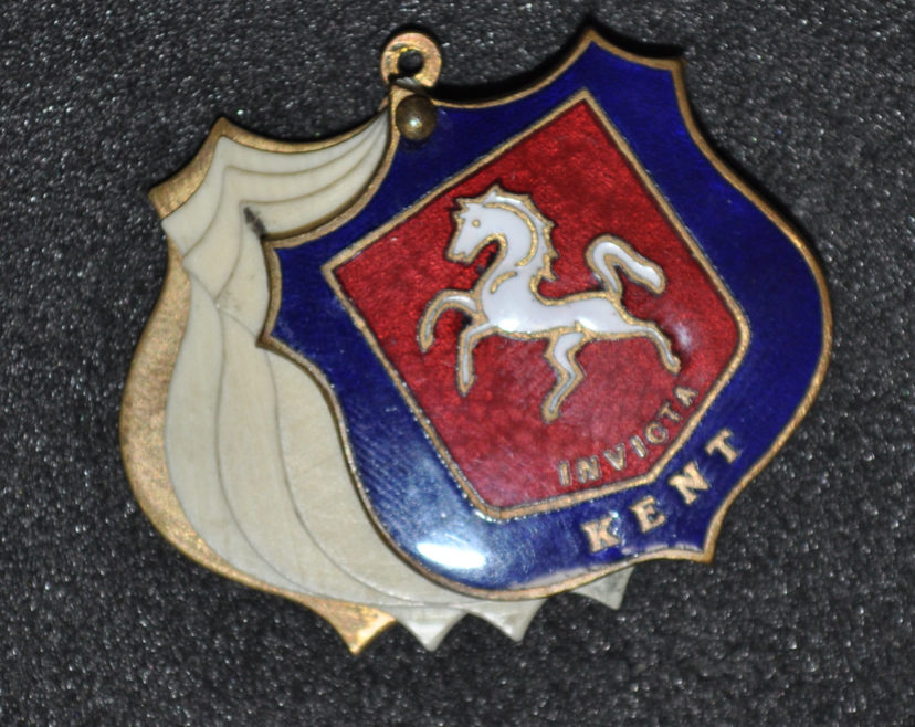 Men of Kent and Kentish Men Special Badge awarded to Men of Kent and Kentish Men Special Badge LDOSJ200Q