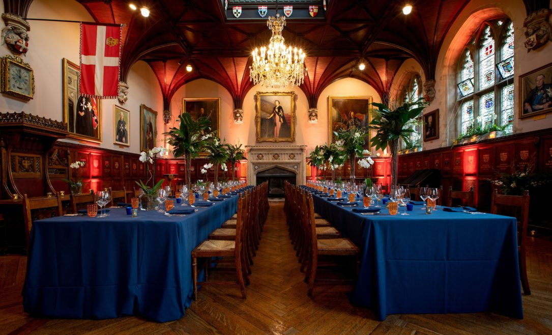 The Chapter Hall. Photography by Lucy J Toms.