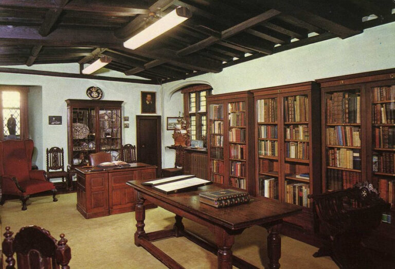 The Historic Library, 1970