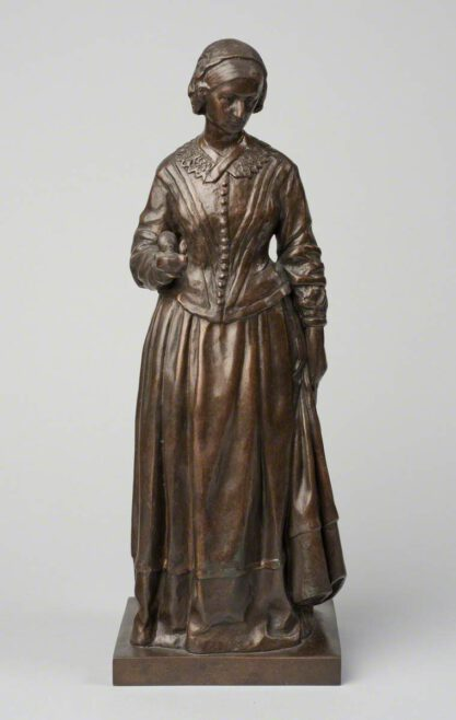 Walker, Arthur George; Florence Nightingale (1820-1910); Museum of the Order of St John;
